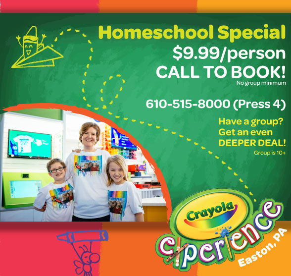 crayola homeschool 2017